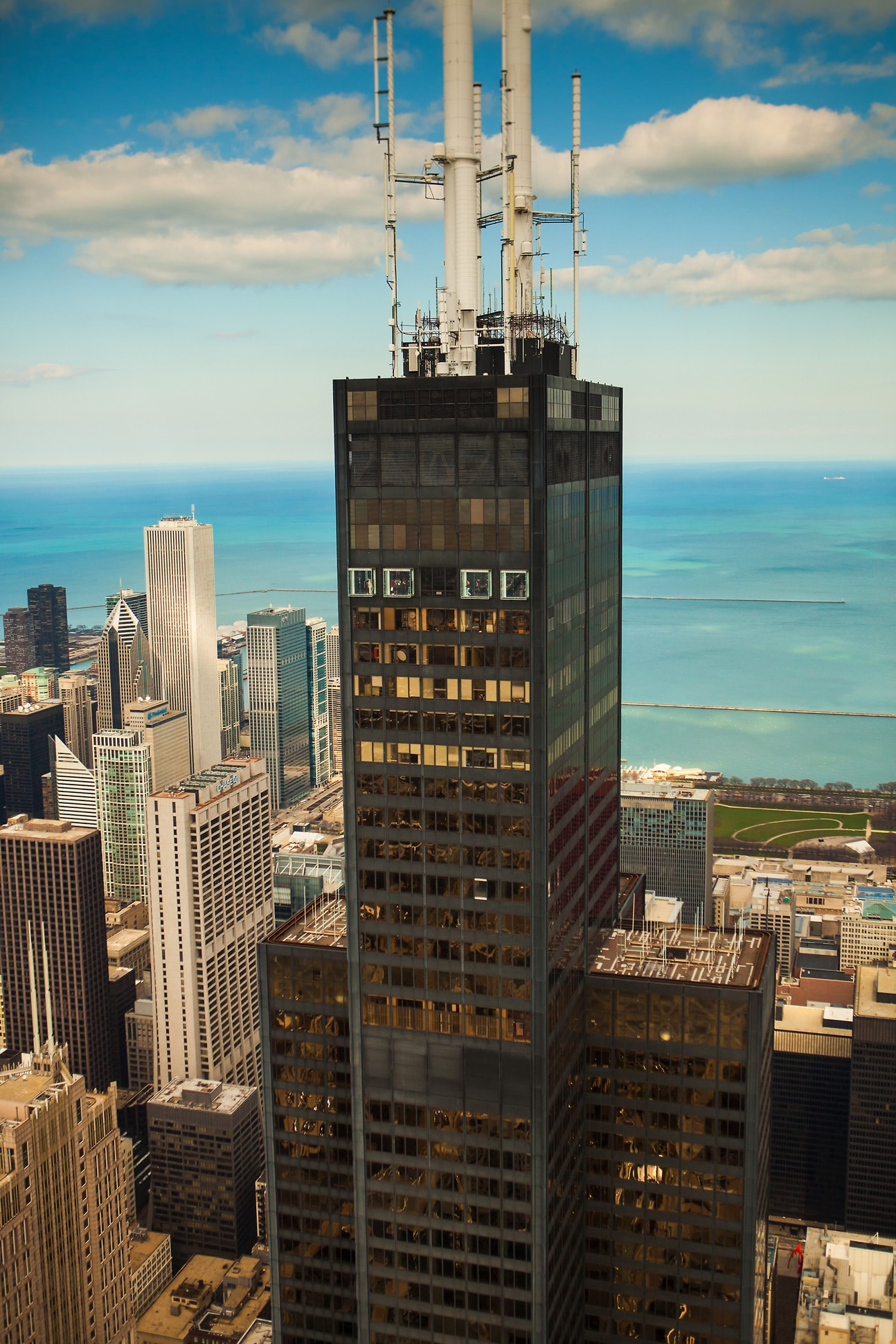 Central Loop - Willis Tower | Chicago